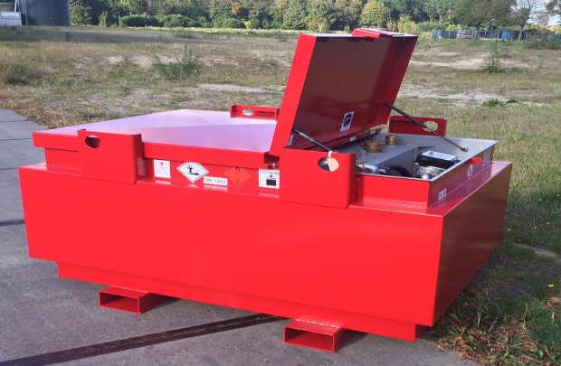 IBC tank 1000 liter