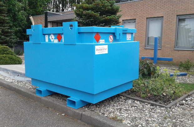 IBC 750 liter